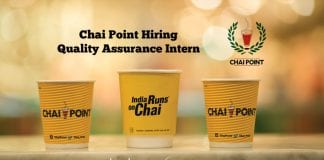 Chai Point Quality Assurance