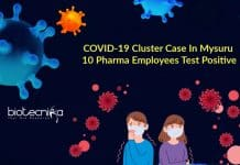 Pharma Company's Employees Test