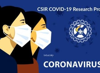 CSIR COVID-19 Research Proposal
