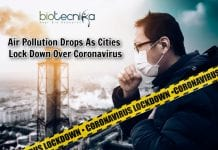 pollution drops in coronavirus outbreak