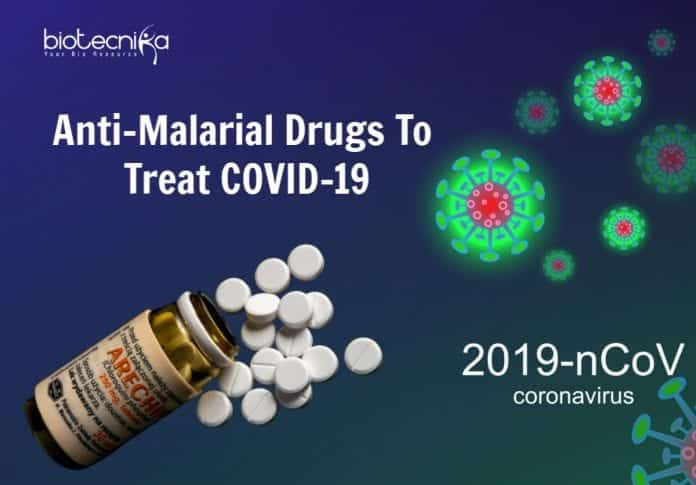 chloroquine to treat Covid-19