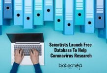 Free Database To Help Coronavirus Research