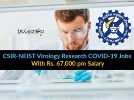 CSIR-NEIST Virology Research COVID-19