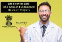 DBT Indo-German Fundamental Research