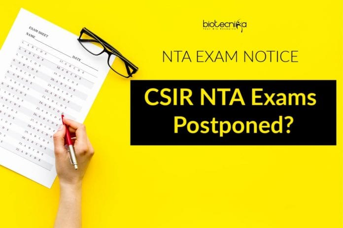 NTA Exams Deadline Extendedd