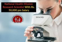 National Health Mission Research