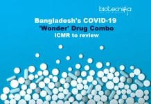 Bangladesh's COVID-19 'Wonder' drug
