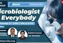 Free Webinar on Microbiologist In Everybody