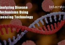 Analyzing disease mechanisms using sequencing