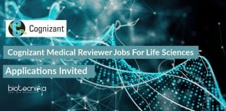 Cognizant Medical Reviewer Jobs