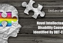 a new type of intellectual disability