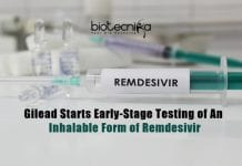 Gilead's Inhalable Form Of Remdesivir