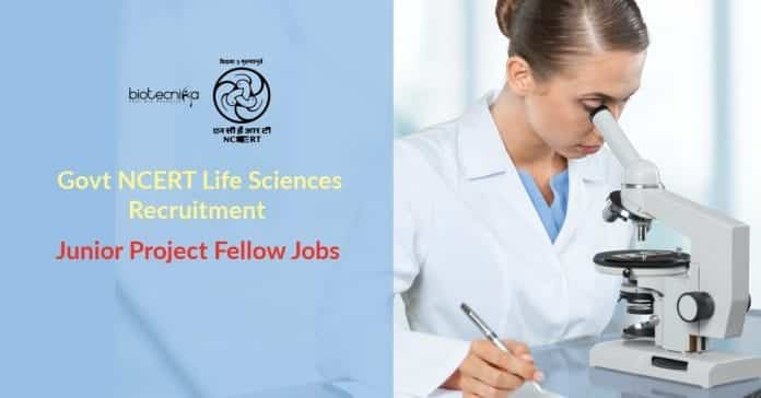 Govt NCERT Life Sciences