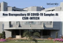 IMTECH biorepository of COVID-19 samples