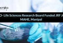 MAHE Manipal Life Science