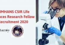 NIMHANS CSIR Life Sciences