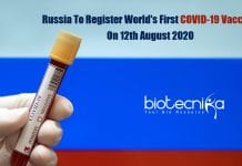 World's First COVID-19 Vaccine