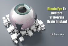 Bionic Eye to Help Blind
