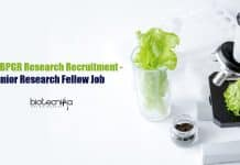 ICAR-NBPGR Research Recruitment