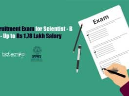 ICMR Recruitment Exam