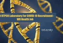Molecular Biologist Vacancy