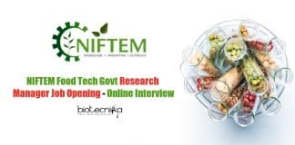 NIFTEM Food Tech