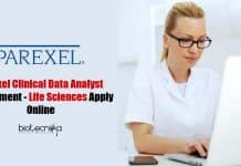 Parexel Clinical Data Analyst