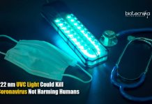 UV Light to Kill Coronavirus