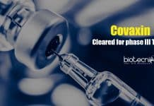 Covaxin, Indian Coronavirus Vaccine by Bharat Biotech Cleared for phase III Trials.