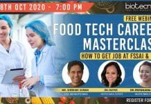 Food Tech Industry Career
