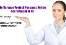 Life Science Research Fellow