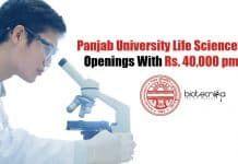 Panjab University Life Sciences