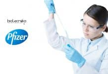 Pfizer Life Science Manager
