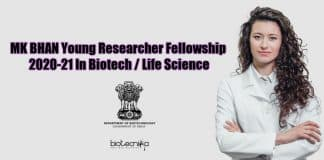 MK Bhan-Young Researcher Fellowship
