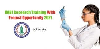 NABI Research Training