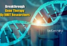 Novel gene therapy approach