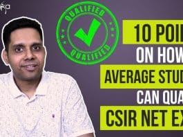 Qualify CSIR NET Exam