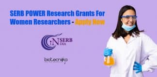 SERB POWER Research Grants