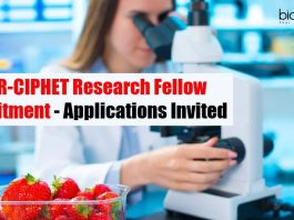 ICAR-CIPHET Research Fellow
