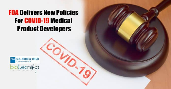 FDA delivers new Policies