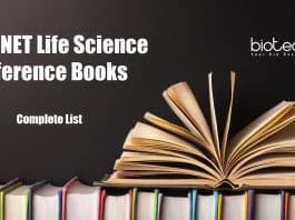 CSIR Life Science Books