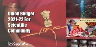 Union Budget 2021-22 For Science