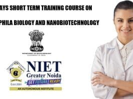 Short Term Training Course