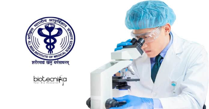 AIIMS Delhi SRF Vacancy