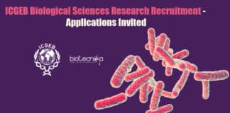 ICGEB Biological Sciences Research