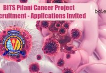BITS Pilani Cancer Research