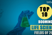 Booming Life Sciences fields